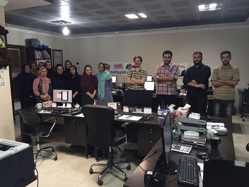 دفتر مرکزی ایران تایپیست/ خدمات آنلاین ترجمه، تایپ، تحقیق و چاپ کتاب