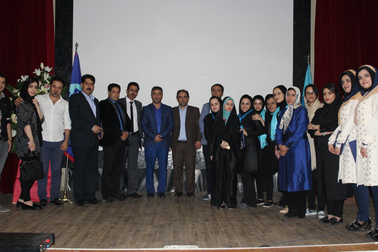 ایران تایپیست در همایش کارافرینی و تغییر نگرش فکری