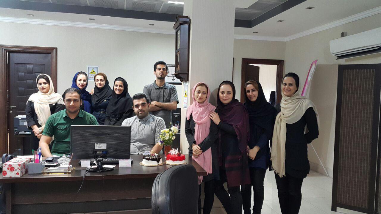 تولد آقای شیردل در ایران تایپیست