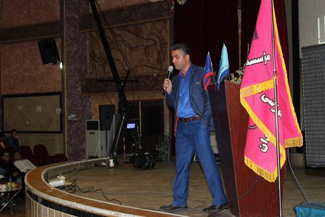 دکتر شمس الدین یوسف آملی مدیرعامل موسسه آموزشی تالیفی ارشدان
