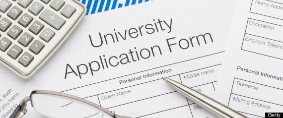 اخذ پذیرش از دانشگاه ها