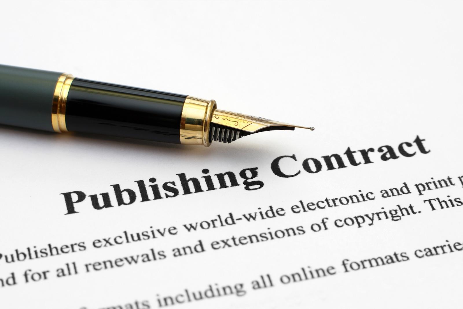 چگونه به یک قرارداد چاپ گتاب اعتماد کنیم