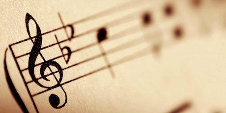 چاپ کتاب موسیقی
