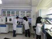 کارگاه عملی استخراج DNA و انجام PCR و الکتروفورز - شعبه آمل 1395/03/13 و 1395/03/14